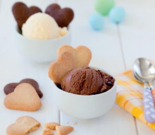 biscotto e gelatio