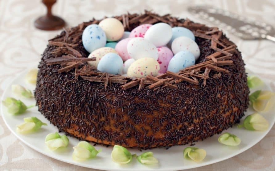 Torta di cioccolato