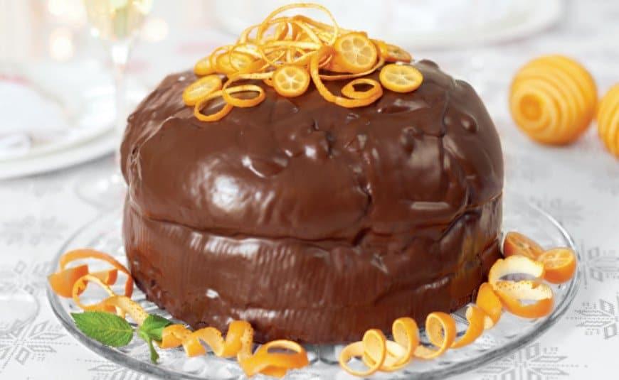 Ricetta del panettone farcito e ricoperto di cioccolato for Ricette cucina semplici